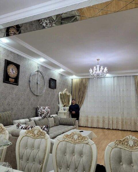 Konul Xasiyevanin debdebeli evi - Fotolar