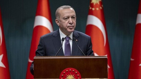 Erdogan Baydene Qarabagla cavab verdi – VİDEO