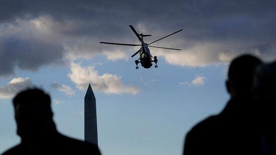 ABŞ-da hərbi helikopter qəzaya uğradı