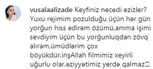 Filmə çəkilən tanınmış aparıcı yuxusuzluqdan ŞİKAYƏTLƏNDİ - Yorğunam ...